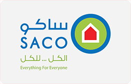 SACO eGift Card
