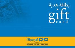 Sharaf DG eGift Card