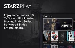 StarzPlay eGift Card