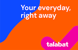 Talabat eGift Card