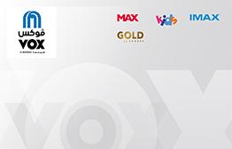 VOX Cinemas KSA eGift Card