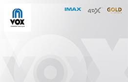 VOX Cinemas eGift Card