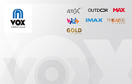 VOX Cinemas eGift Card