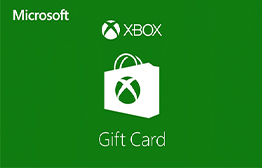 Microsoft Xbox Live Gift Card eGift Card