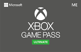 Microsoft Xbox Game Pass Ultimate eGift Card
