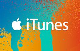 iTunes US Gift Card eGift Card