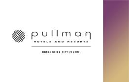 Pullman Dubai Deira  City  Centre eGift Card