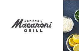 Romano's Macaroni Grill eGift Card