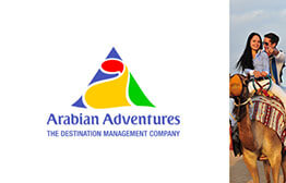 Arabian Adventures eGift Card