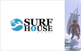 Surf House eGift Card