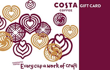 Costa Coffee eGift Card