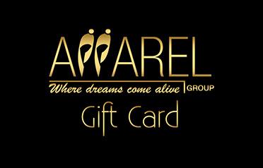 Apparel Gift Card eGift Card
