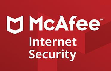 McAfee Internet Security eGift Card