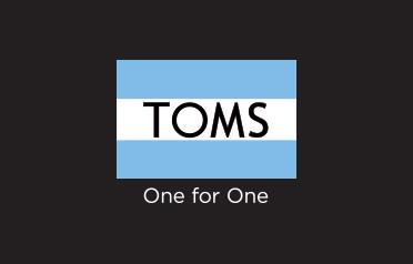 TOMS eGift Card