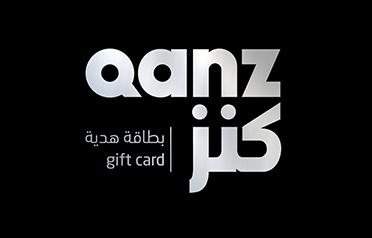 Qanz Card eGift Card