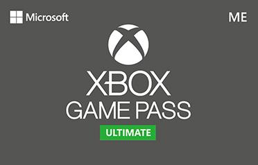Microsoft Xbox Game Pass Ultimate eGift Card
