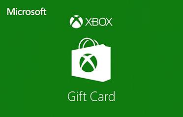 Microsoft Xbox Live Gift Card eGift Card