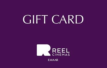 Reel Cinemas eGift Card