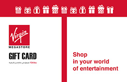 Virgin Megastore eGift Card